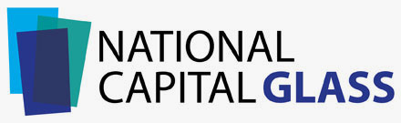 national capital glass logo